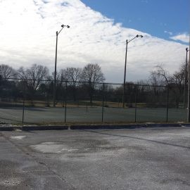Bellbury Park Tennis Court
