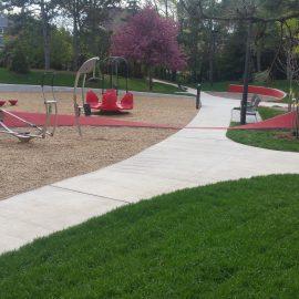 Hughey Park Improvements