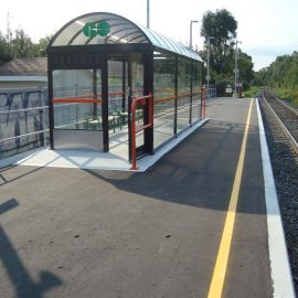 Kennedy Go Station Platform Extension