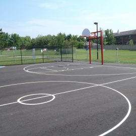 Port Union – Basket Ball Court