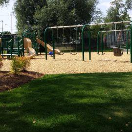 Rotary Peace Park Improvements