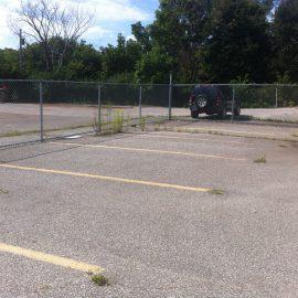 Scarlett Mills Park- Parking Lot